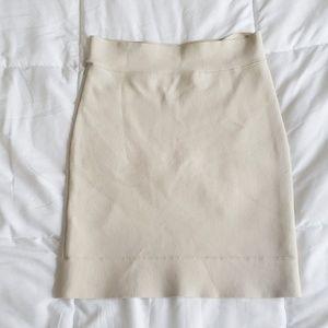 Bcbg MaxAzria Power Bodycon Mini Skirt